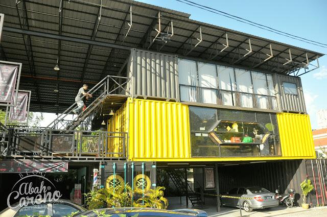 Cafe Gaffe  U0026 Co Di The Garage Kl Sangat Unik  Menarik Dan