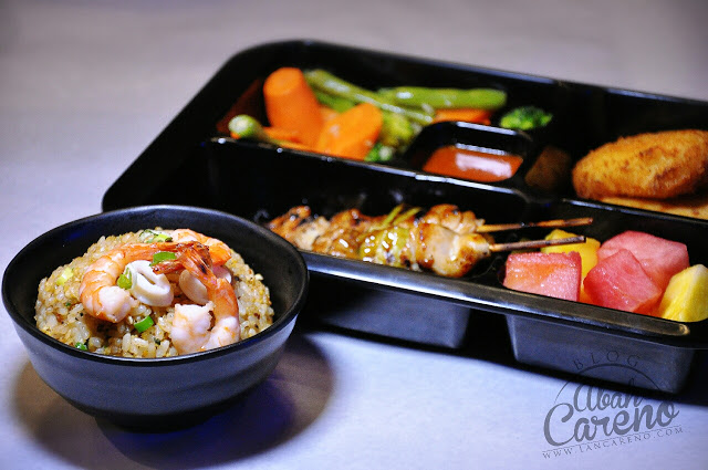Seafood Fried Rice Lunch Tray - RM28.00