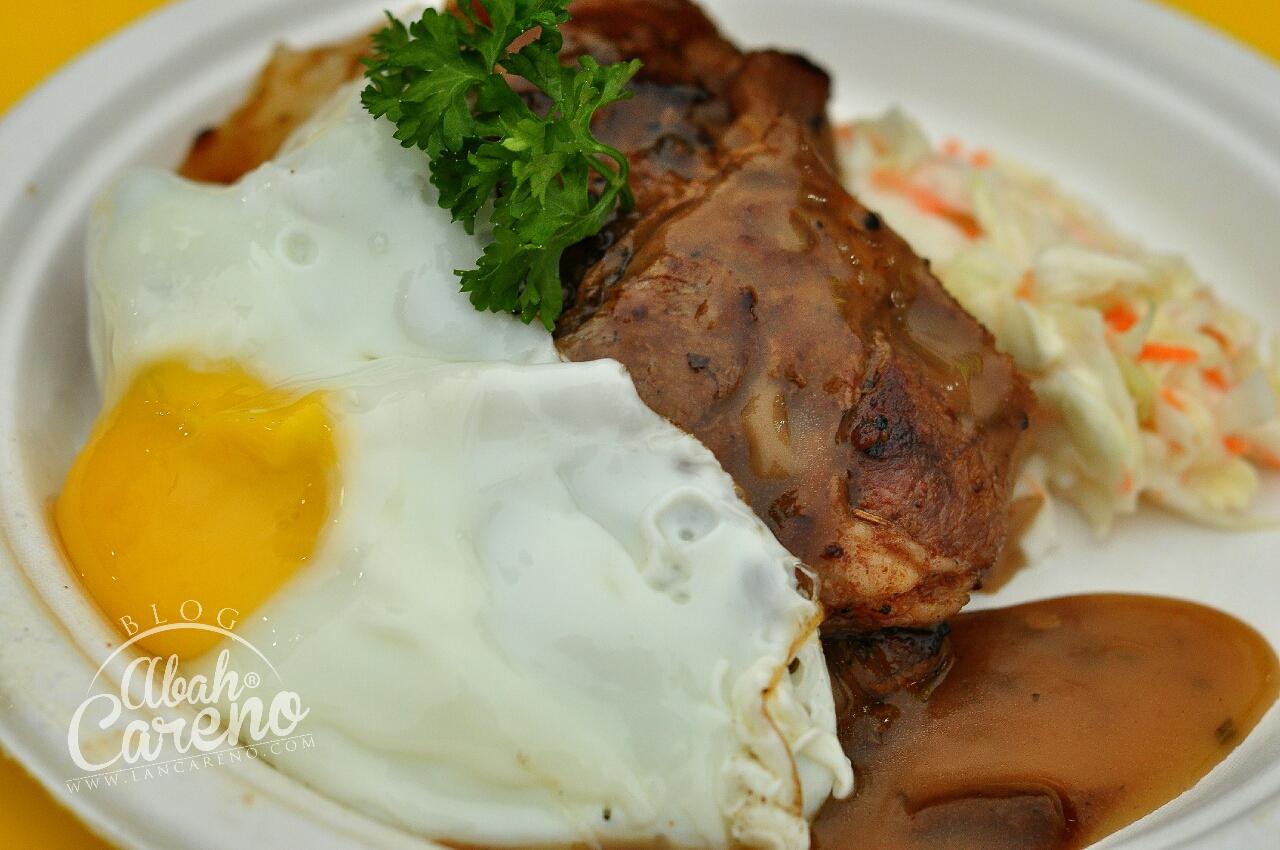 Borak Lamb Chop - RM12.50
