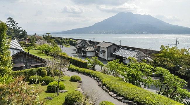 Visit ke Sanganen, Kagoshima.