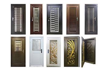 Tukar Pintu Jenis Safety Security Door Untuk Keselamatan