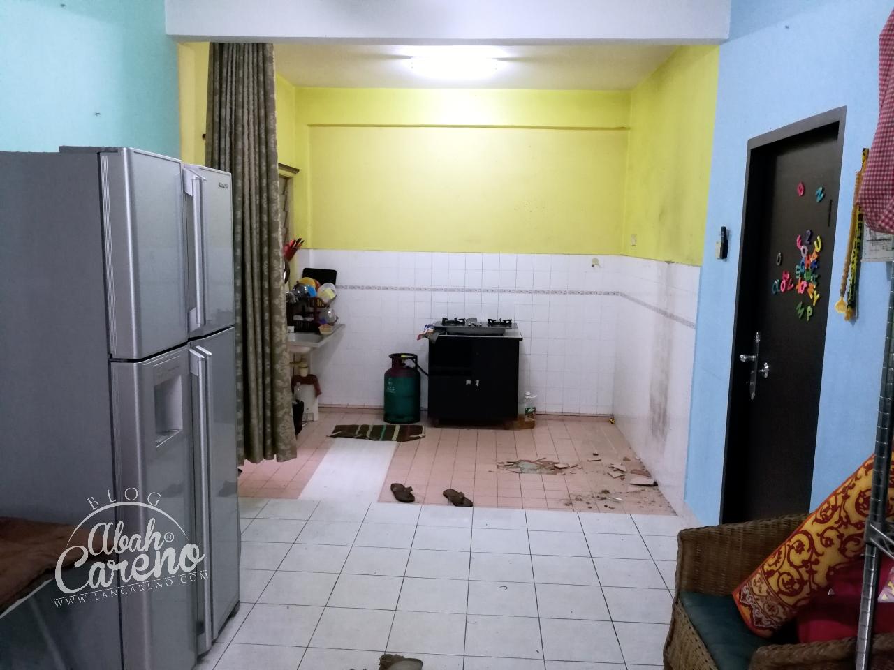 Seronoknya Bila Dapur Rumah Berwajah Baru Blog Abah Careno