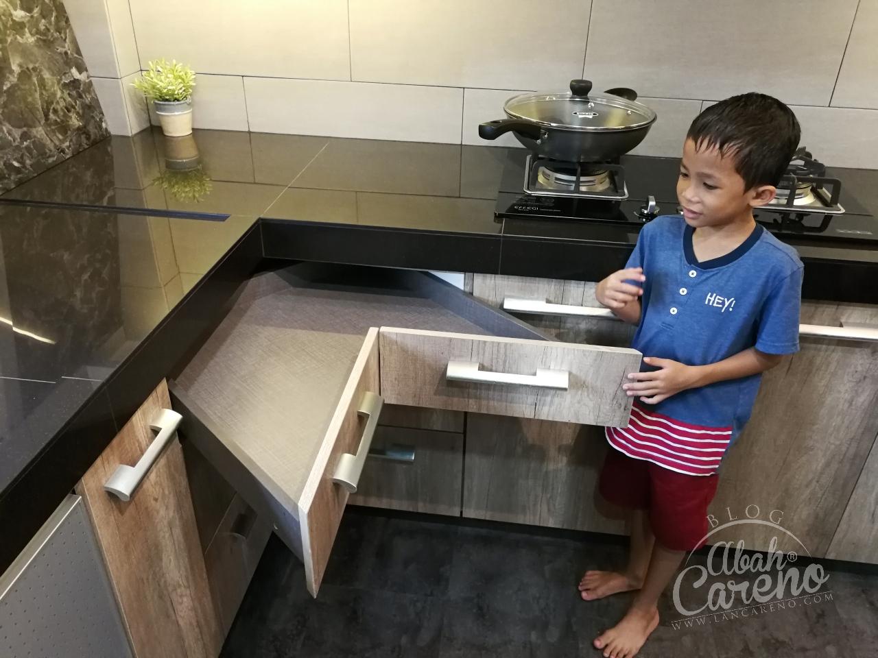 Kabinet Dapur Dari Intech Kitchen Tawar Harga Kilang Paling Murah Blog Abah Careno